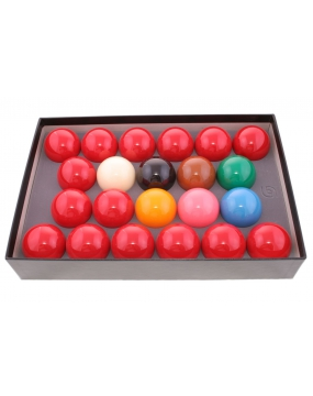 Snooker balls 52,4 mm standard