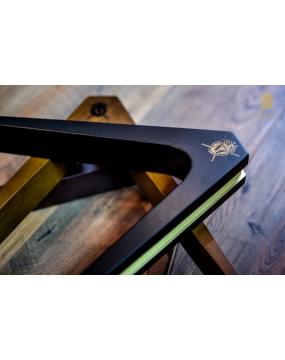 Trójkąt drewniany Maestato 57,2 mm