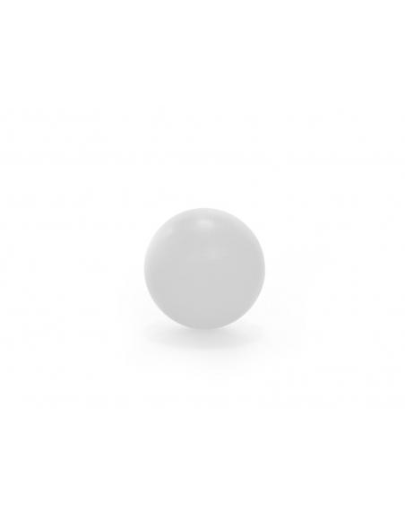 Piłeczka plastikowa biała RS