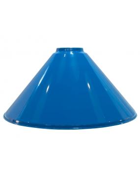 Klosz niebieski do lampy bilardowej ELEGANCE