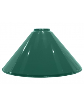 Klosz zielony do lampy ELEGANCE