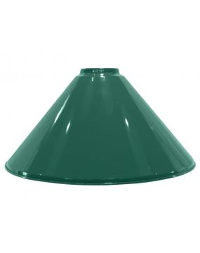 Klosz zielony do lampy bilardowej ELEGANCE