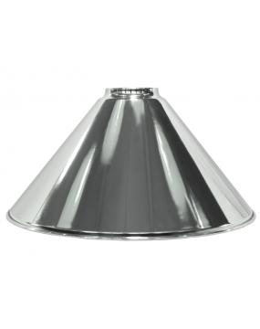 Klosz srebny do lampy ELEGANCE
