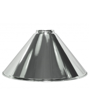 Klosz srebrny do lampy bilardowej ELEGANCE