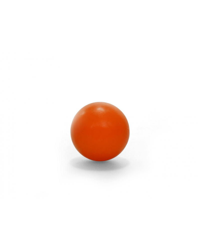 Piłeczka plastikowa pomarańczowa