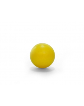 Piłeczka do piłkarzyków Roberto Sport, żółta