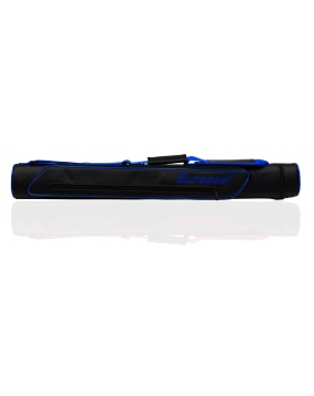 Europool New Style Cue Case, Blue