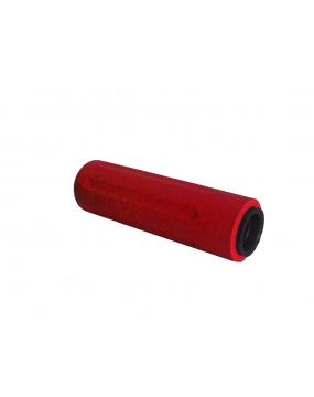 Rączka ROBERTO SPORT gumowa czerwona