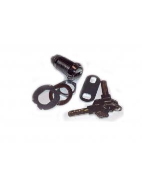 Zamek na płaski klucz 22mm