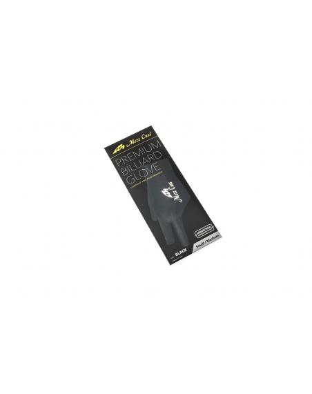 Rękawiczka bilardowa Mezz MGR2018, Czarna S/M