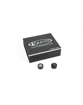 Tip Kamui Standard Black Medium 14mm