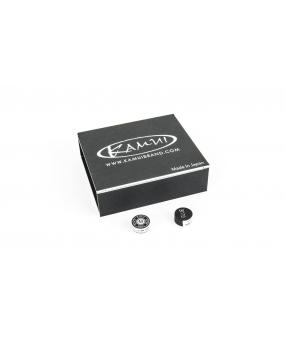 Tip Kamui Standard Black Medium 13mm