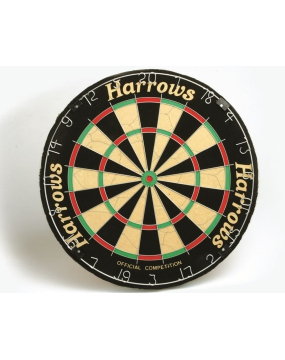 HARROWS dartboard Official Competition