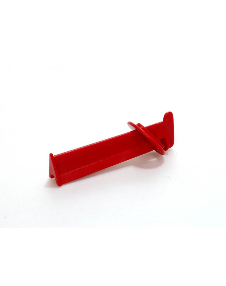 Plastic cue clamp