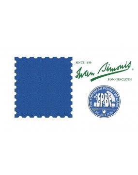 Sukno bilardowe SIMONIS 860 198cm Electric Blue