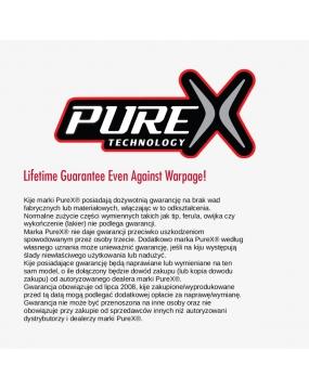 Kij bilardowy 2-cz. PureX HXTC15