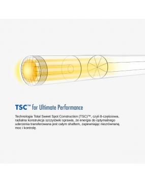 Kij bilardowy 2-cz. Lucasi Hybrid LHC14