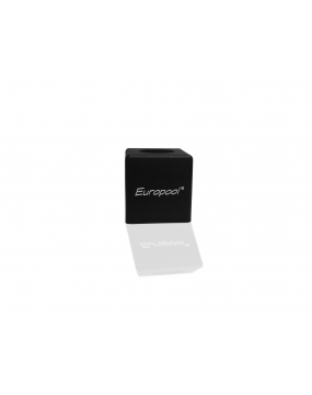 Chalk holder Europool, black