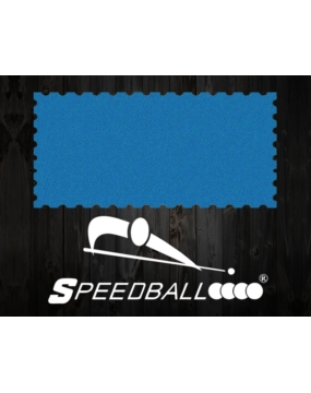 SPEEDBALL PRO billiard cloth 168cm Champion Blue