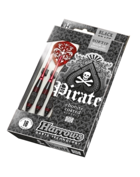 HARROWS PIRATE red, 18gr