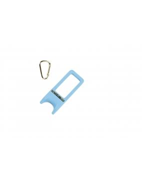 Portable blue pool cue...