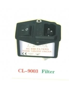 Filtr CL 9003 125/250 VAC6A