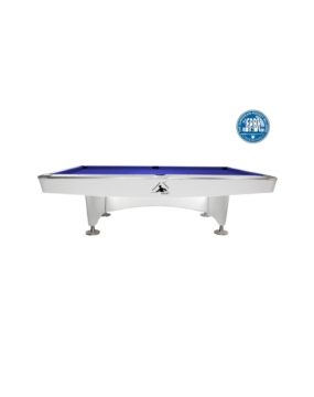 Tournament Champion Table Sport 9ft shining  white