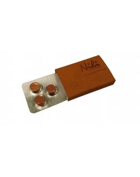 Tip Nili 14mm Hard Brown