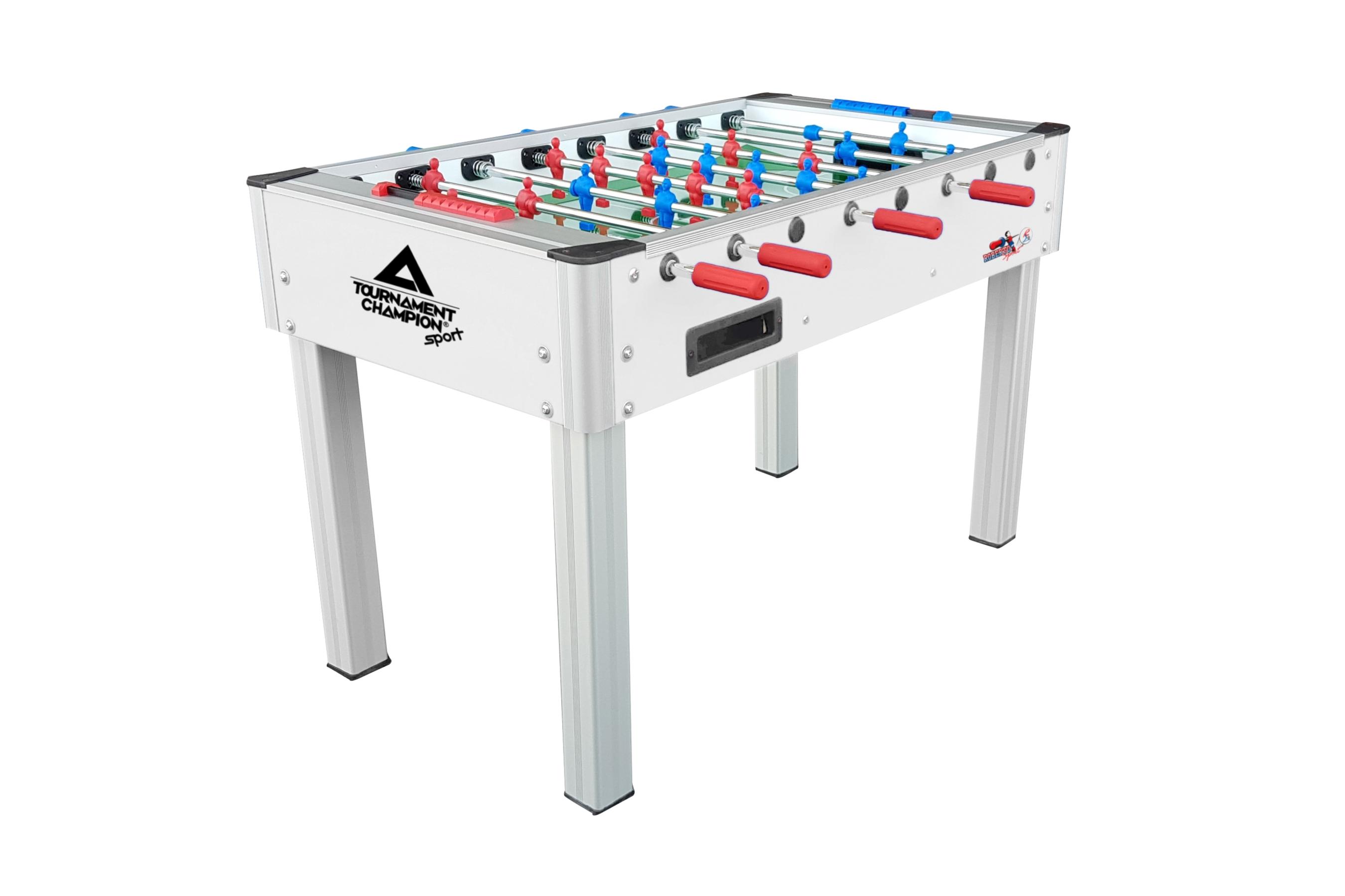 Stół do piłkarzyków COLLEGE PRO TOURNAMENT White