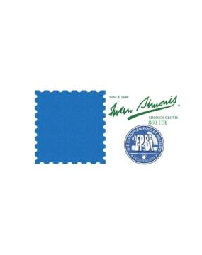 Sukno bilardowe Simonis 860HR 198cmTournament Blue