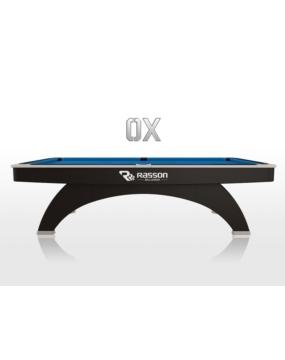 Stół bilardowy Rasson OX 9ft Używany po MP2020