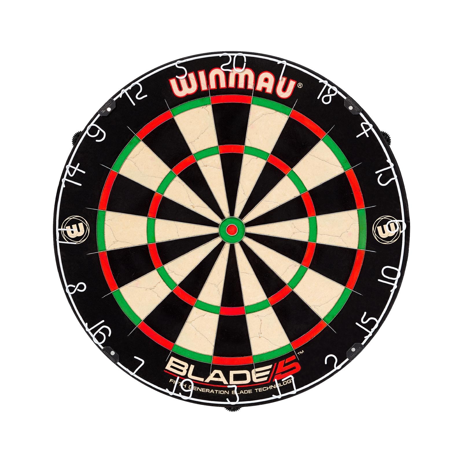 WINMAU tarcza sizalowa do darta BLADE 5
