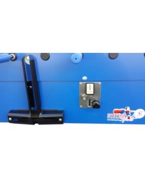 Stół do piłkarzyków zarobkowy RS EXPORT Blue