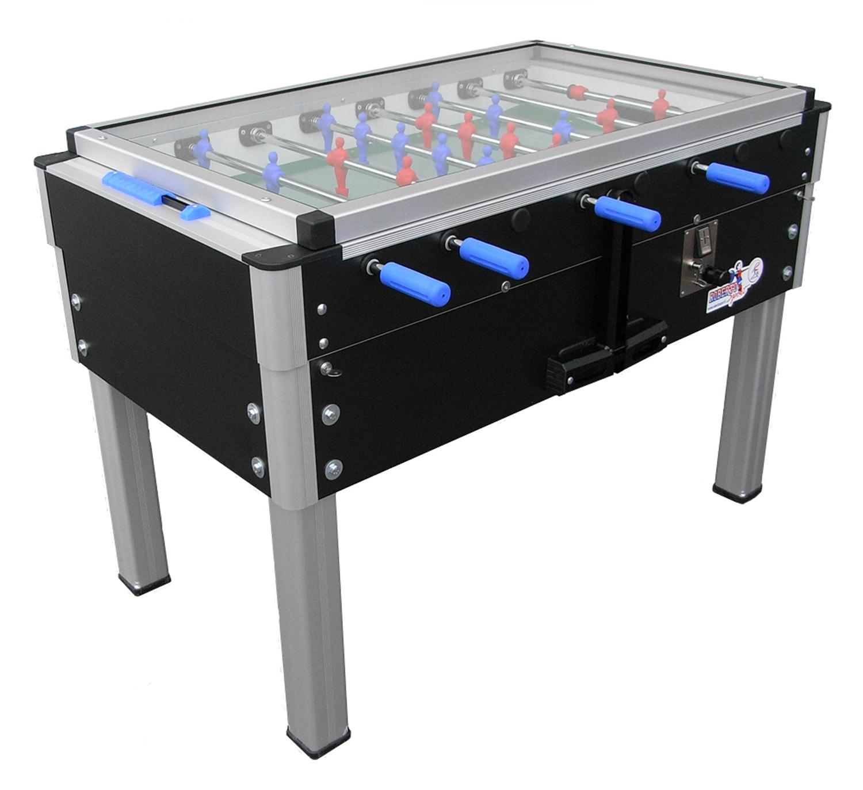 Stół do piłkarzyków zarobkowy RS EXPORT Black