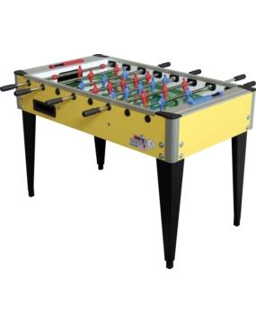 Stół do piłkarzyków Roberto Sport COLLEGE Yellow