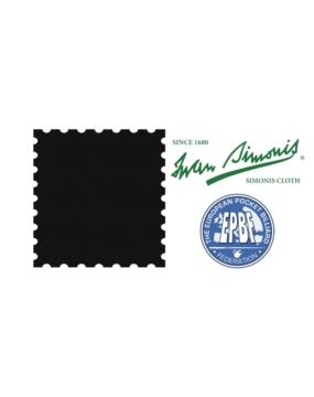 Sukno bilardowe pool SIMONIS 860 198cm - Black