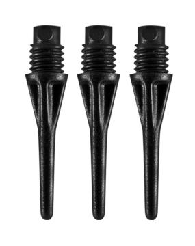HARROWS groty Micro Tip 2BA czarne 100 szt.
