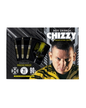 HARROWS rzutka dart CHIZZY 90% steeltip