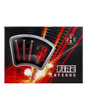 HARROWS rzutka dart FIRE INFERNO 90% steeltip