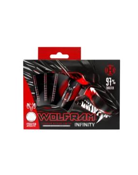 HARROWS rzutka dart WOLFRAM INFINITY 97%