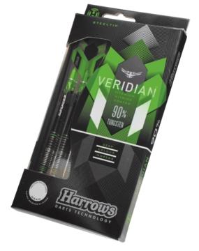 HARROWS rzutka dart VERIDIAN 90% steeltip