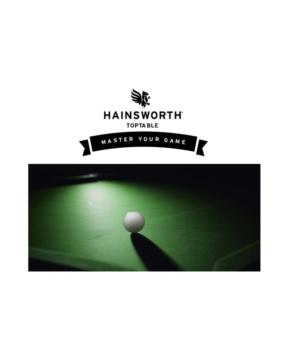 Sukno snookerowe Hainsworth Precision 195cm