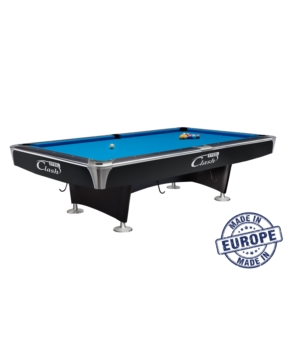 Stół Bilardowy Clash Steel Pro 9ft Black