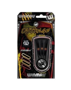 WINMAU rzutka dart OUTRAGE Brass steeltip