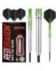 RED DRAGON rzutka dart FEATHERLITE 85% steeltip