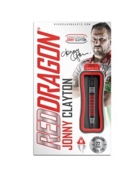 RED DRAGON rzutka dart JONNY CLAYTON SE 22g