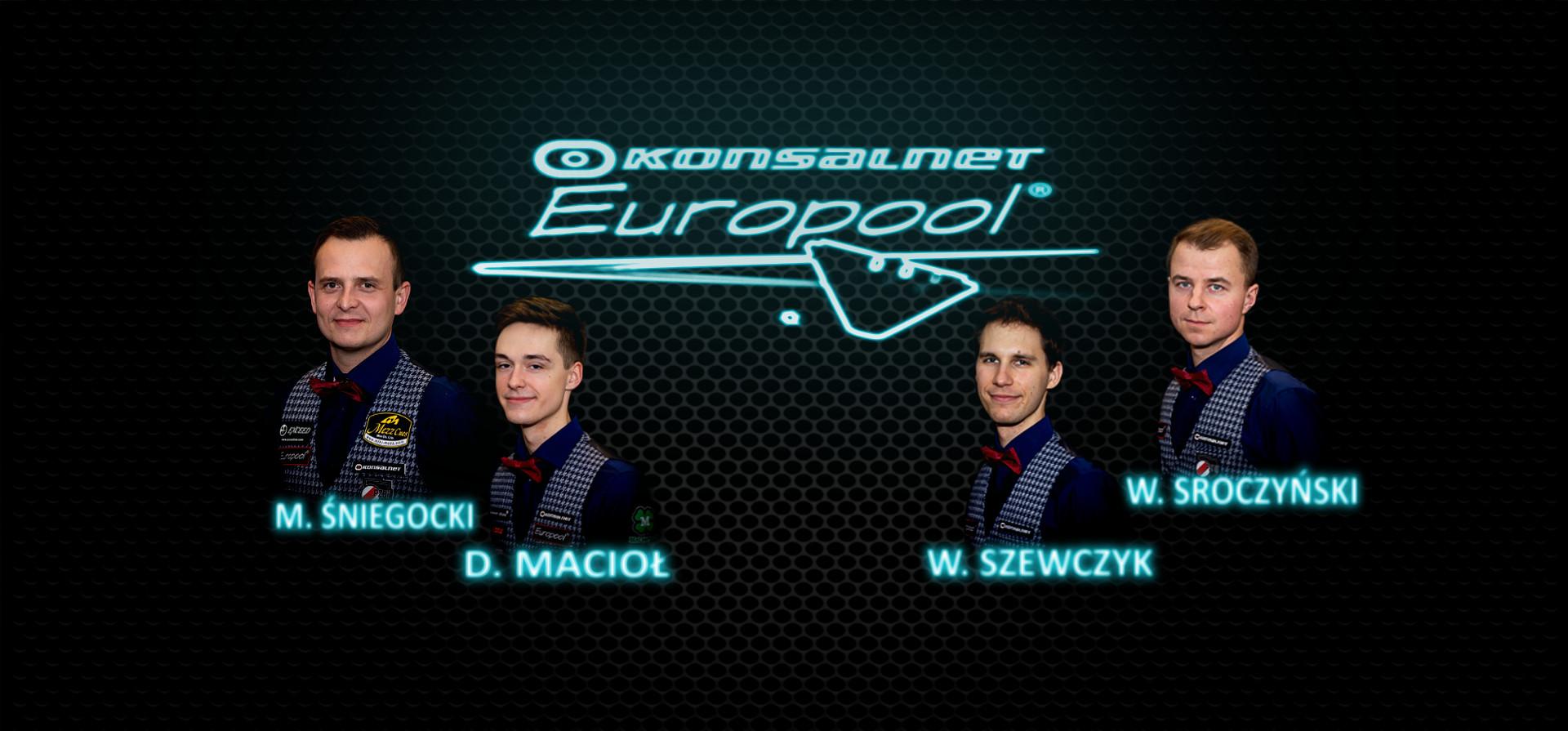 Niespodzianka od drużyny Konsalnet Europool !