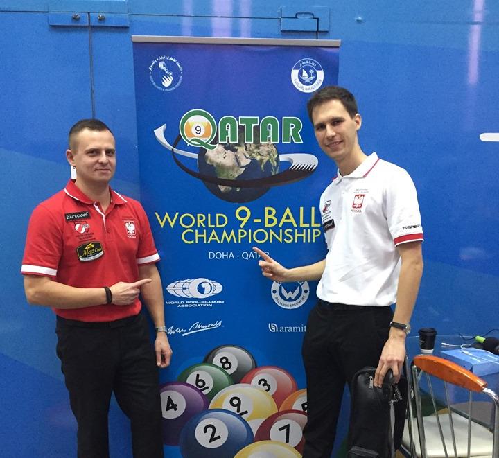 Mistrzostwa Świata w 9-Bil Doha & Sanya